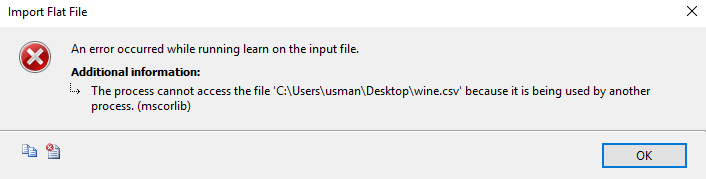 Importing and Working with CSV Files in SQL Server
