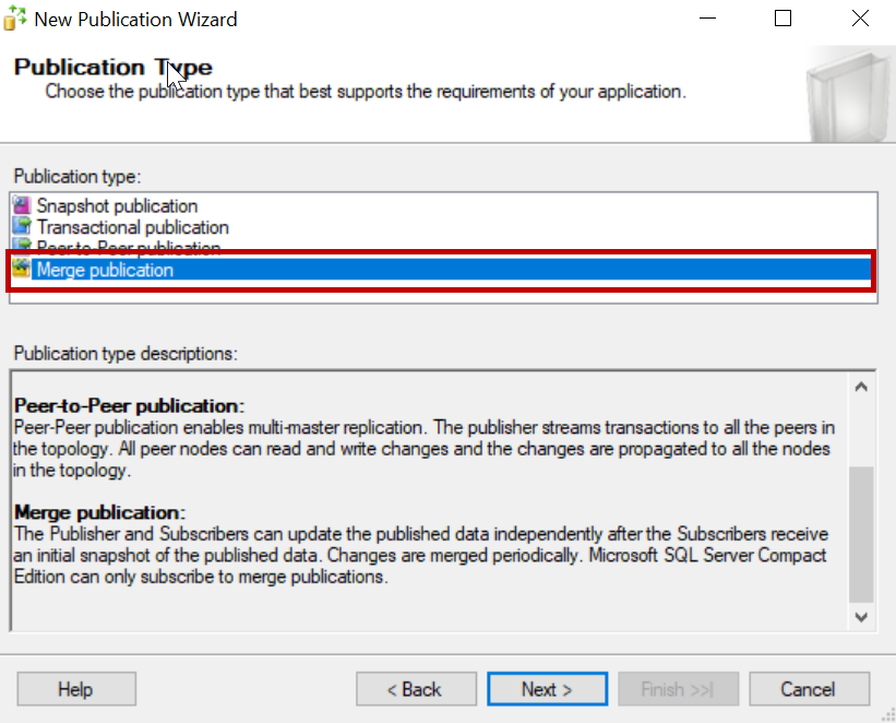 SQL Server Replication (Merge) - What gets replicated and