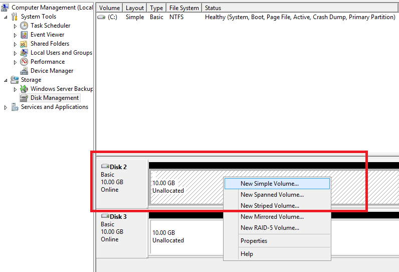 iSCSI, iSCSI Initiator, Quorum Configuration and SQL Server Cluster