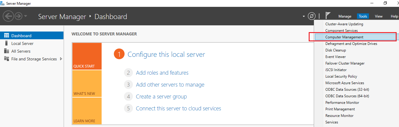 SQL Server AlwaysOn High Availability - Add service account