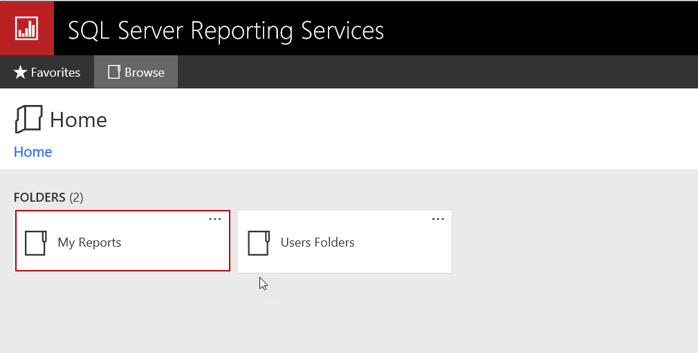 SSRS Report Builder introduction and tutorial
