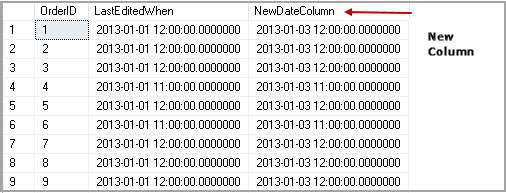 DATEADD SQL Function Examples