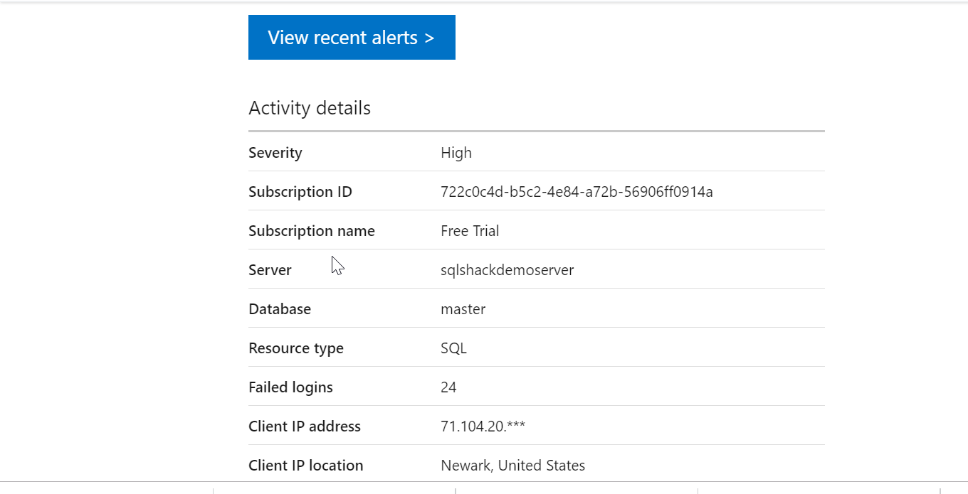 Email notification by Advanced Threat protection - part 2/3