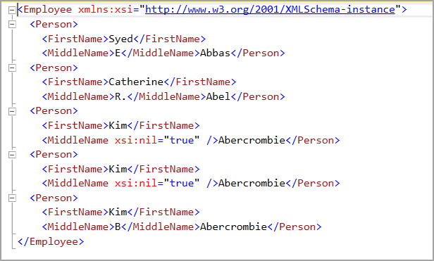 Wildcard character with specified columns  in FOR XML PATH
