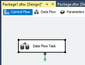 Data Flow task in SSIS