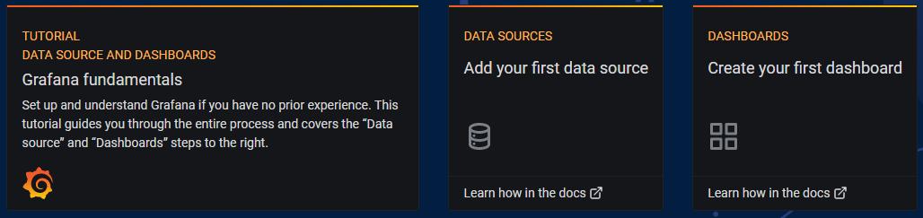 Adicionando fonte de dados