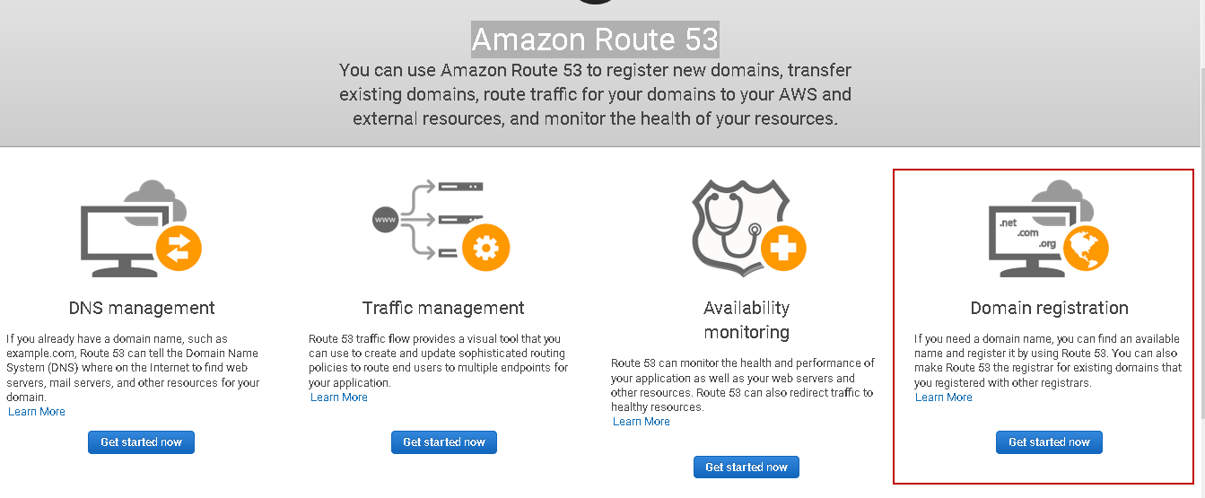 Accessing AWS Static Website with your domain Name