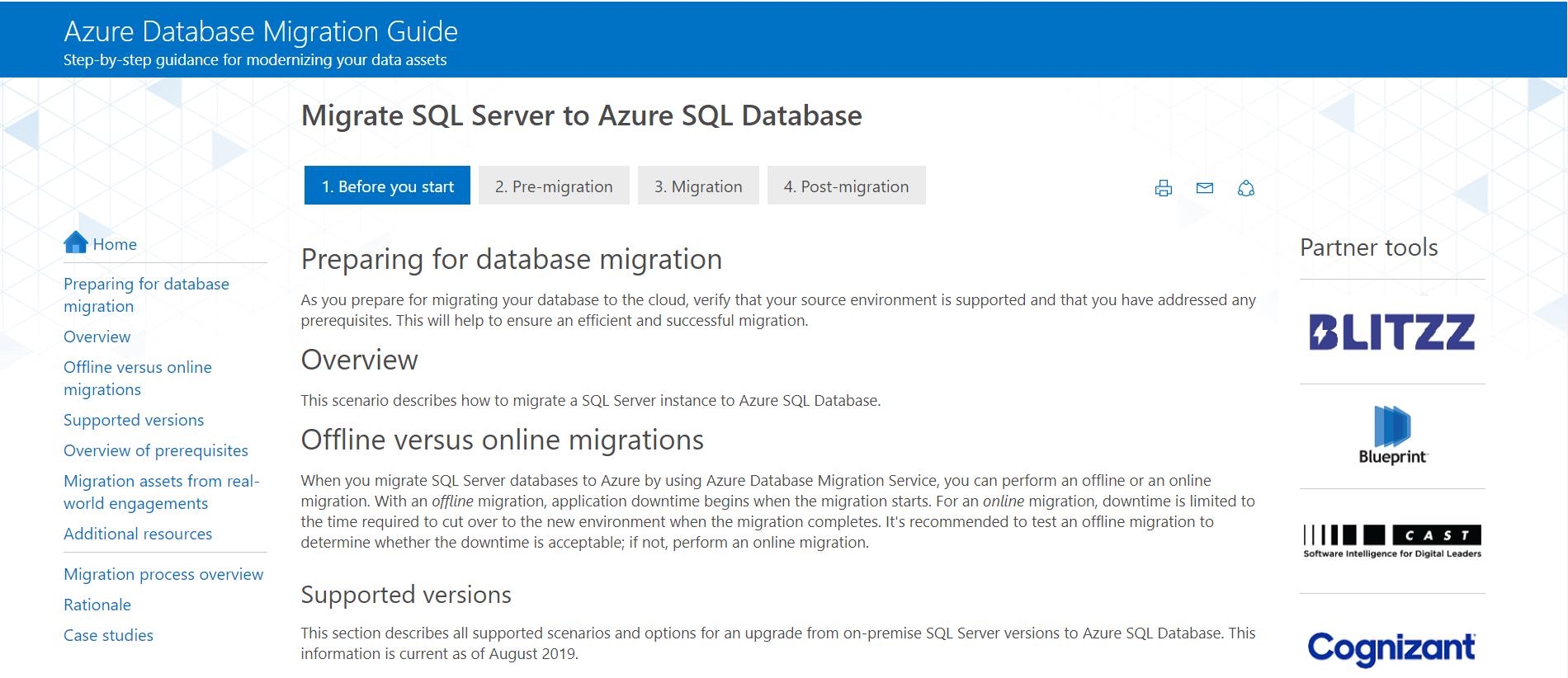 Migrar o SQL Server para o Banco de Dados SQL do Azure