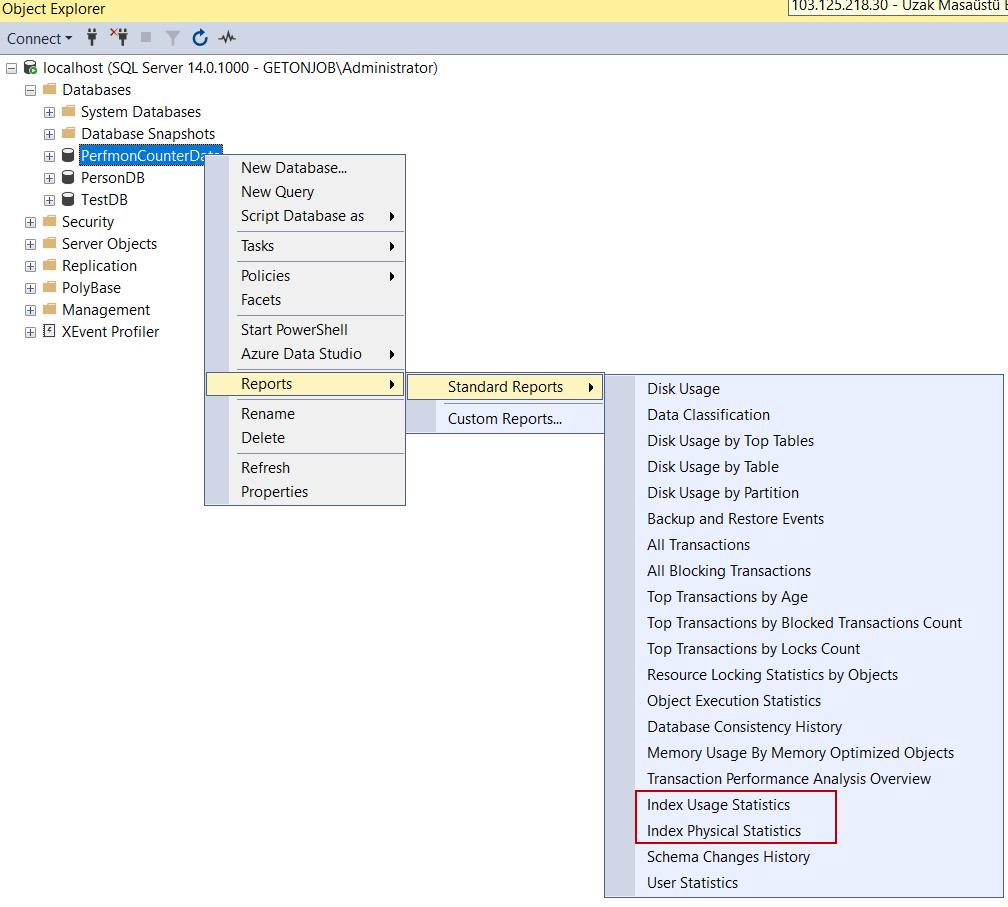Maximum and minimum memory setting of the SQL Server