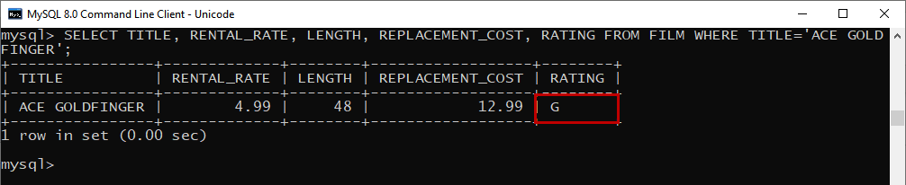 Change value of one column current value