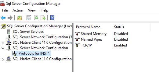 shared memory protocol