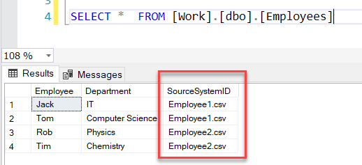 Source System ID populated with filename - SSIS Data Lineage