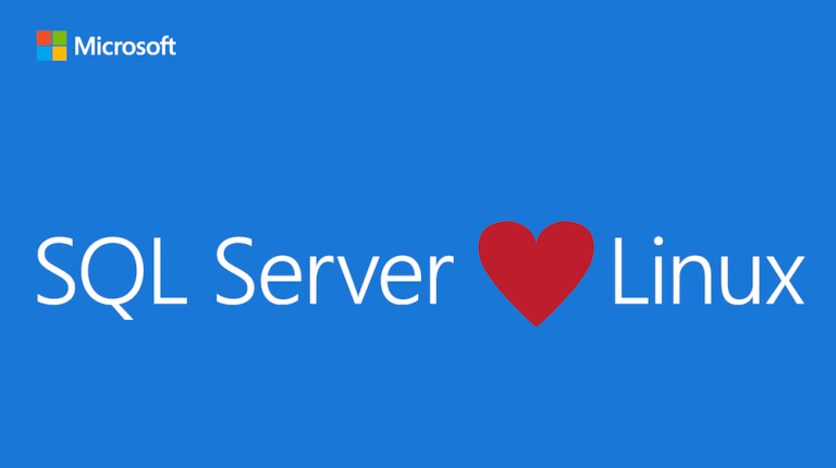 Announcing SQL Server Linux - The Official Microsoft Blog