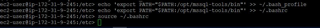 PATH environment variable
